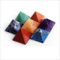 Prayosha Crystals Reiki Stone Pyramid