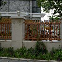 Outdoor Aluminium Railings