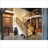 Decorative Aluminium Handrail