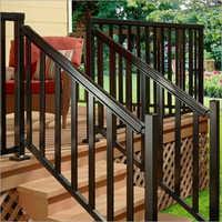 Outdoor Aluminium Handrail