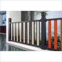 Aluminium Picket Fence Panel4