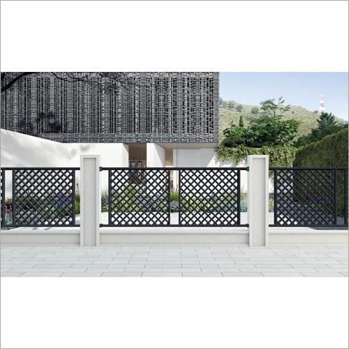 Aluminium Pool Fence Panel