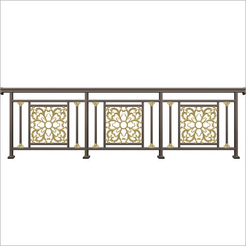 Aluminum Designer Fence Panel