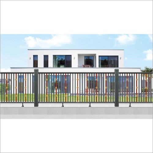 Outdoor Aluminium Fence Design Panel