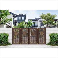 Aluminum Main Gates