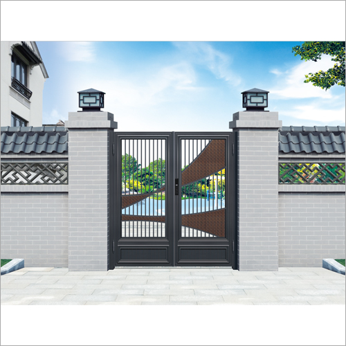 Aluminium Side Gates
