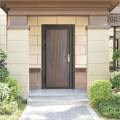 Aluminium Front Doors For Home Certifications: Iso 9001 Iso 14001