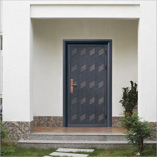 Aluminum Double Front Door
