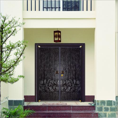 Traditional Aluminium Front Door