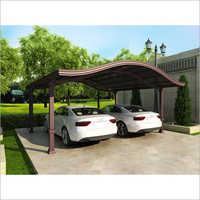 Aluminium Parking Pergola