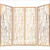 Designer Aluminium Screen