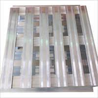 Industrial Aluminium Pallet
