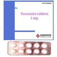 Terazosin 1mg Tablets