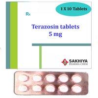Terazosin 5mg Tablets