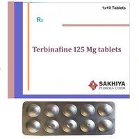 Terbinafine 125mg Tablets