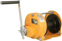 Steel Rotating Hand Winches Model Gm Type-si