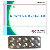 Tetracycline 500mg Tablets