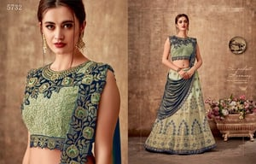 Mahotsav By Amira Designer Fancy Lehenga Type Sarees