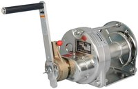 Stainless Steel Ratchet Hand Winches Electropolishing Model ERSB Type-SI