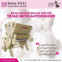 BAJAJ DOUBLE ROLLER (DR) GIN TEJAS WITH AUTOFEEDER LEAFLET