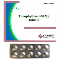 Theophylline 300mg Tablets