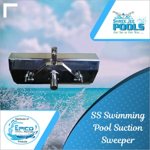 Swimming Pool Suction Sweeper
