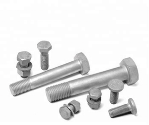 Hdg Bolts Nuts