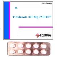 Tinidazole 300mg Tablets