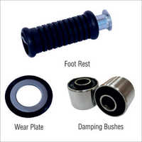Rubber Metal Bonded Parts