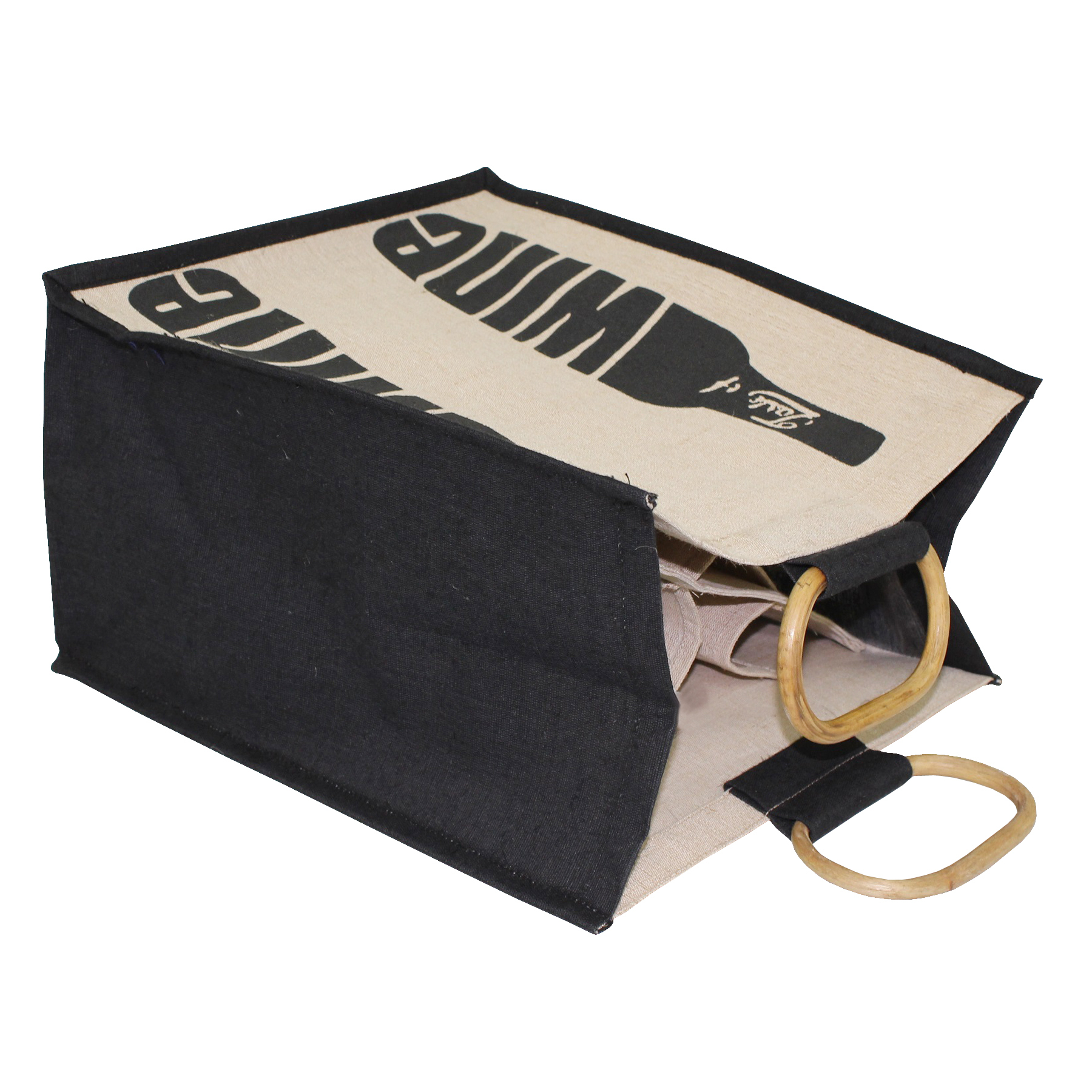 Juco Three Bottle Tote Bag
