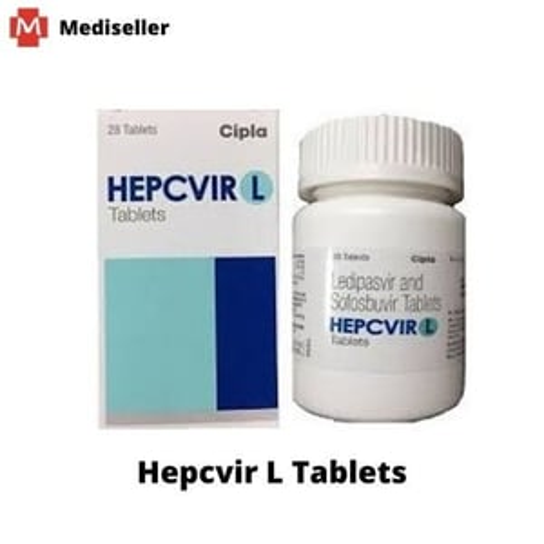 Hepcvir L 90mg/400mg Tablet