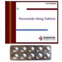 Torsemide 10mg Tablets