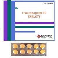 Trimethoprim 80mg Tablets