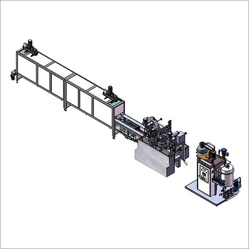 Industrial Lollipop Making Machine