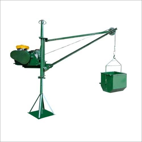 Monkey Hoist Machines