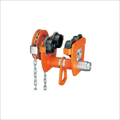 Chain Pulley With Trolley