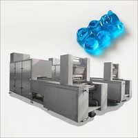 Industrial Gummy Candy Making Machine