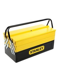 Stanley 5 Tray Metal Box -1-94-738