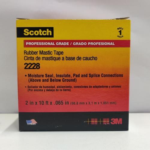 3m Scotch 2228 Rubber Mastic Tape