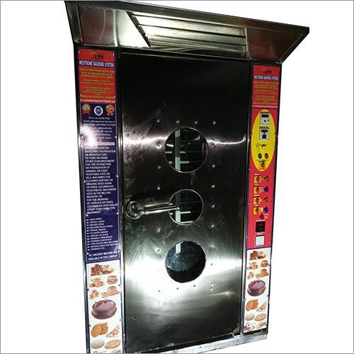 42 Tray Rotary Oven