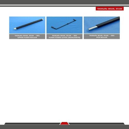 Kyocera Task Alfa 3010i / 3510i Spare Parts