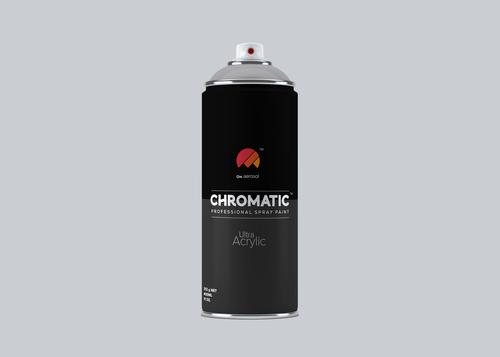 Chromatic Platinum Grey