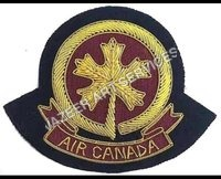 Canada Aire Force Embroidered Patches