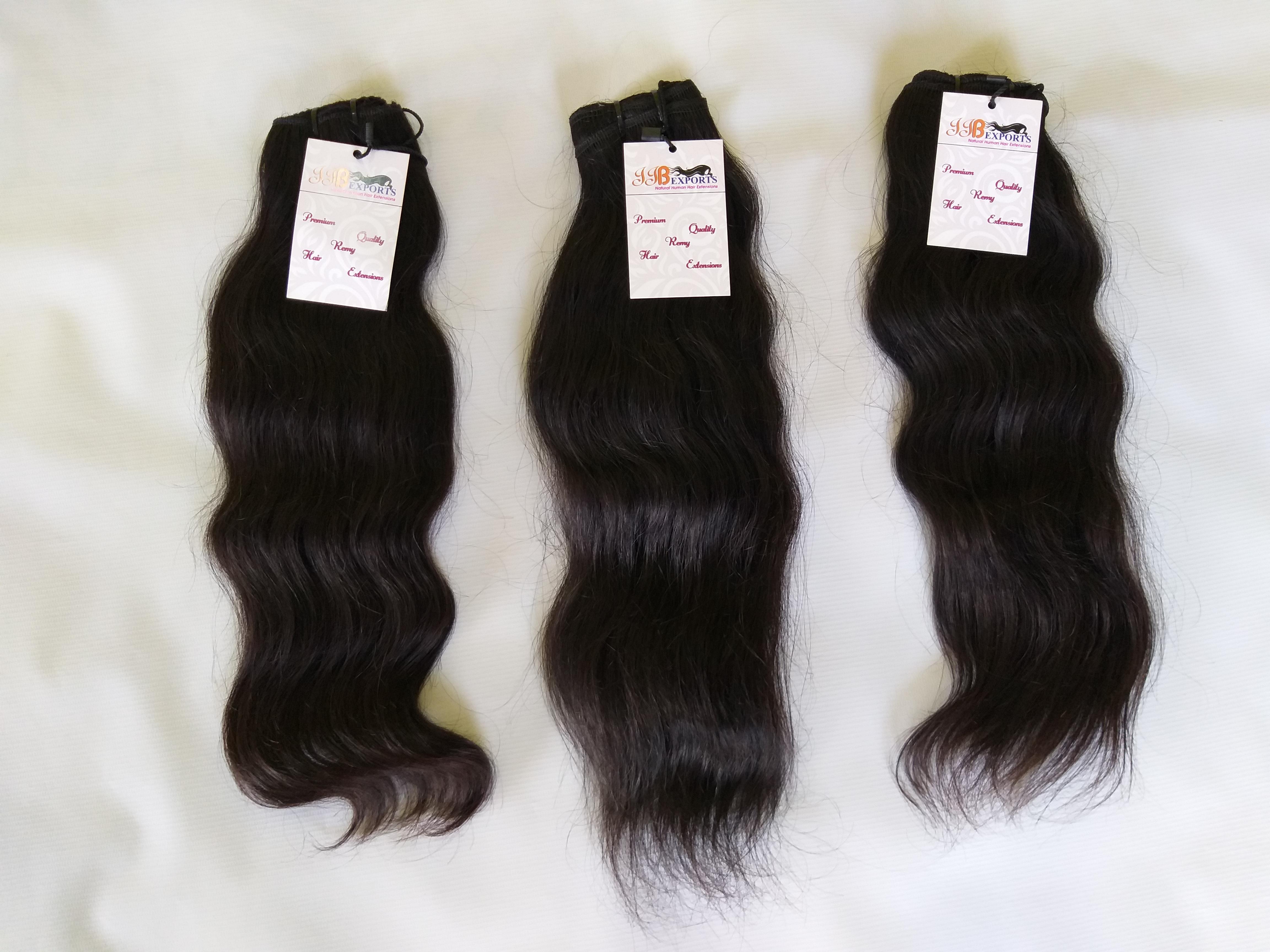 Cuticle Aligned Virgin unprocessed raw mink indian wavy human hair BundlesCuticle Aligned Virgin Unprocessed Raw Mink Indian Wavy Human Hair Bundles
