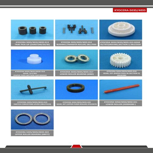 Kyocera - 5035 / 4035 Spare Parts