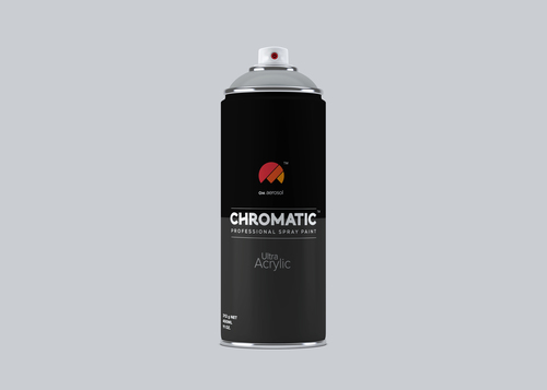 Chromatic Steel Grey