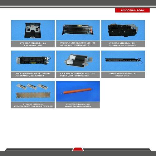 Kyocera M2040dn Spare Parts