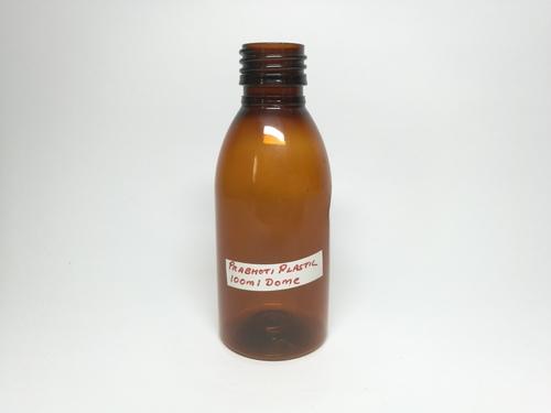 100ml Dome PET Bottle