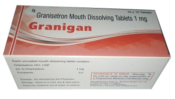 Grenisetron 1mg Mouth Dissolving Tablets