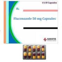 fluconazole 50mg Capsules